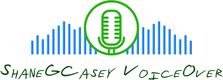 Shane G Casey Voice Over